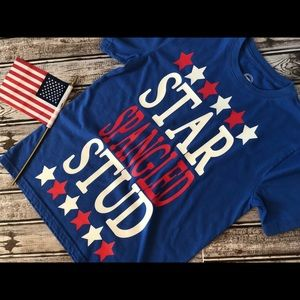 Other - Boys 4th of July Shirt